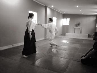 Aikido en vitacura