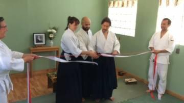 Inauguración Neyün Dojo