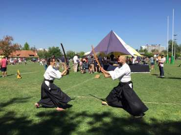 Aikido y rugby